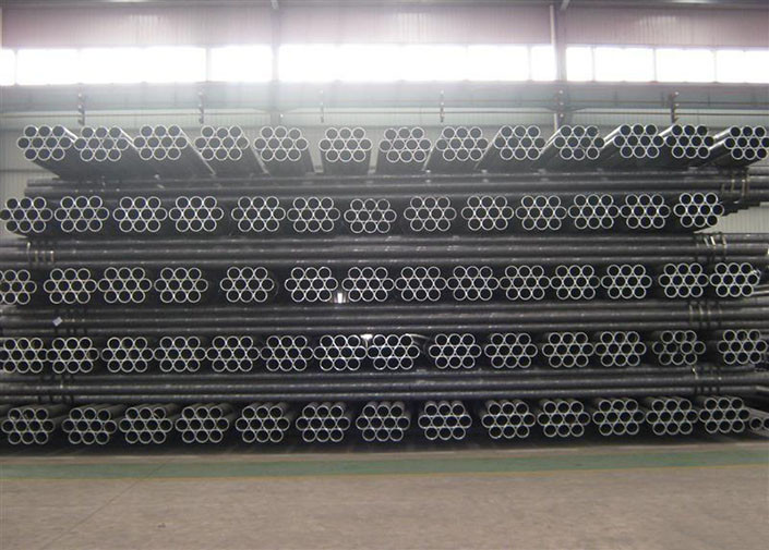 Zinc Coated Roung Carbon Welded Steel Pipe